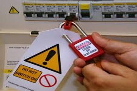 感人的安全生产加标上锁课程