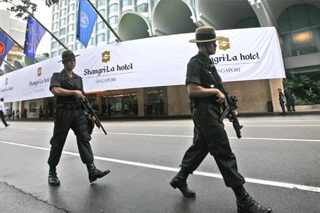 海外安全与反恐课程